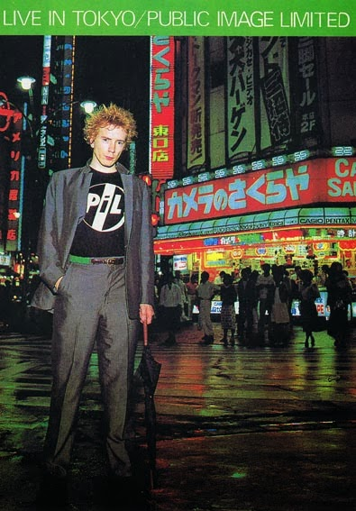 Public Image Limited (P.I.L.) - Live in Tokyo