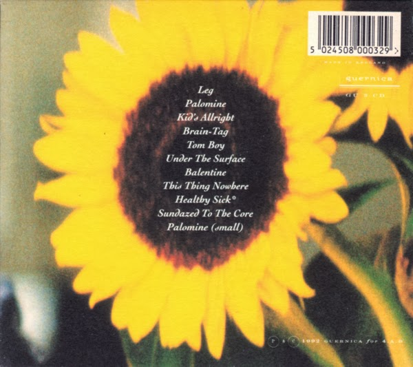 BETTIE SERVEERT - (1992) Palomine - B