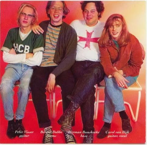 BETTIE SERVEERT - (1992) Palomine - 2