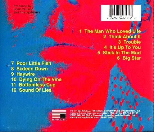 THE JAYHAWKS - (1997) Sound of lies - B