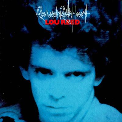 Portada de Lou Reed - Rock and Roll Heart (1976)