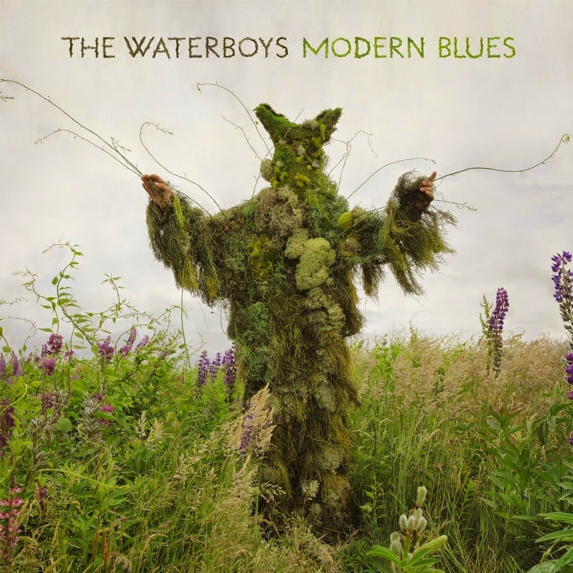 THE WATERBOYS - (2015) Modern blues