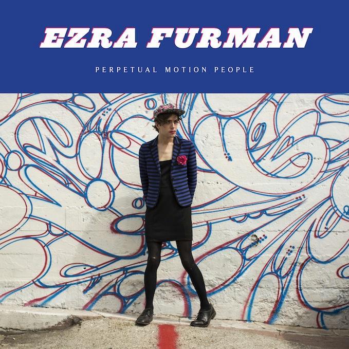 EZRA FURMAN - Perpetual motion picture (2015)