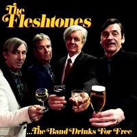 THE FLESHTONES -  The band drinks for free 1