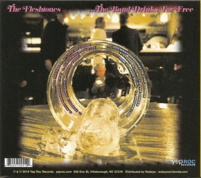 THE FLESHTONES -  The band drinks for free 3