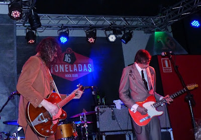 THE SADIES - Crónica concierto 16 Toneladas Valencia 5