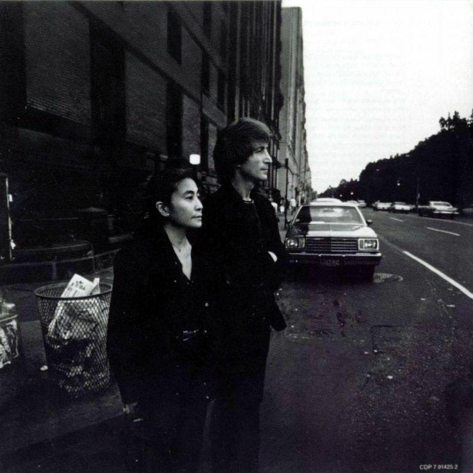 John Lennon & Yoko Ono - Double Fantasy (1980) | Exile SH Magazine