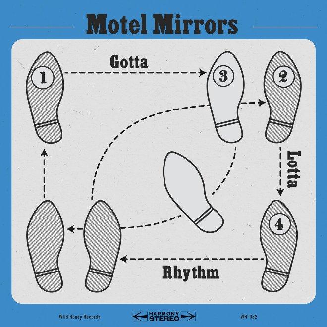 Motel Mirrors - Gotta Lotta Rhythm (EP) (2019) 1