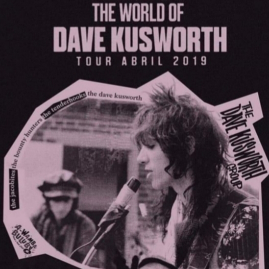 Tour abril 2019 - The world of Dave Kusworth