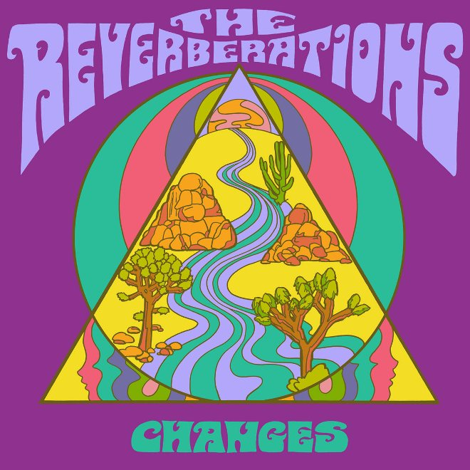 The Reverberations - Changes (2019)