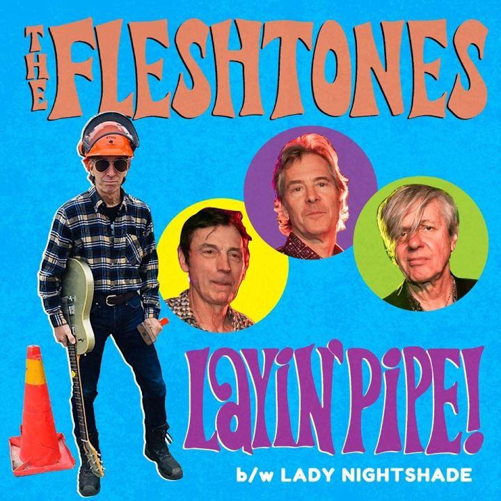 'Layin' pipe', el nuevo single de The Fleshtones