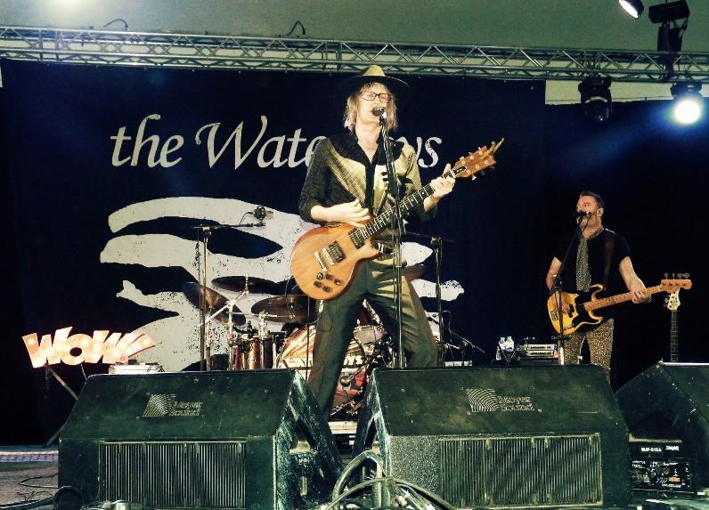 Con The Waterboys - Crónica concierto Auditorio Burjassot (València) (27-6-2019) 2