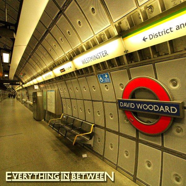 David Woodard - Everything in Between (EP) (2019)