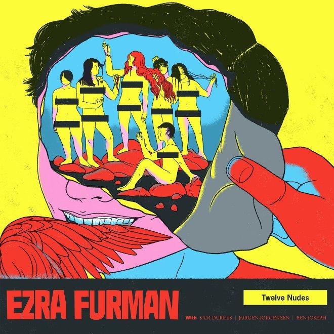 Ezra Furman - Twelve nudes (2019)