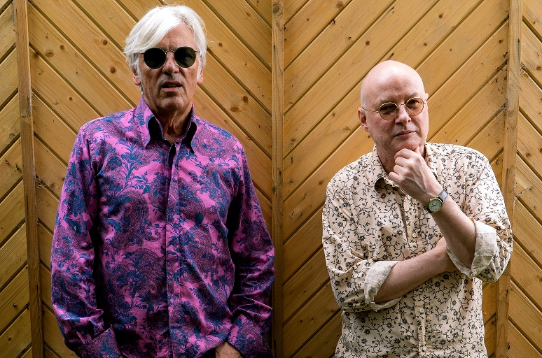Robyn Hitchcock & Andy Partridge - Planet England (EP) (2019) 2