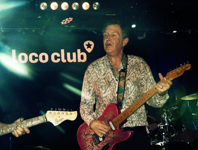 Crónica concierto The Dream Syndicate en Loco Club de València (23-10-2019) 3