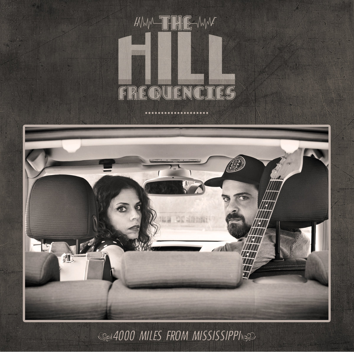 El debut de The Hill Frequencies: '4000 Miles From Mississippi'