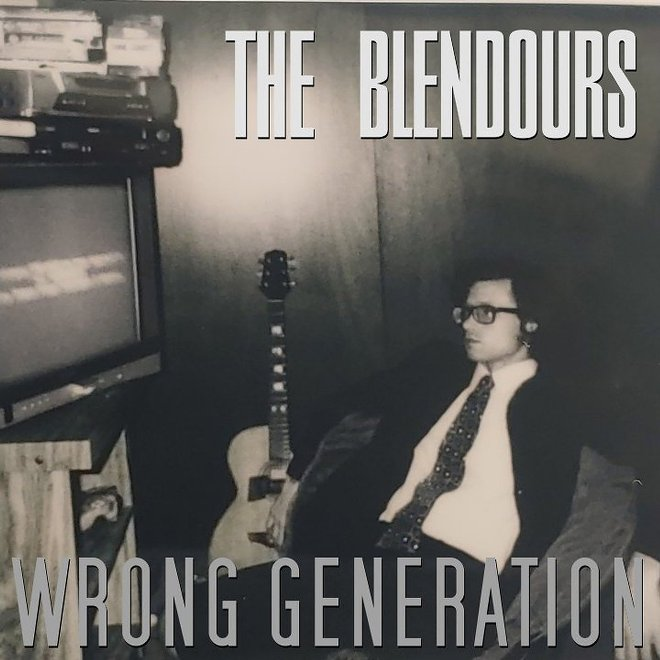 The Blendours - Wrong generation (2019)