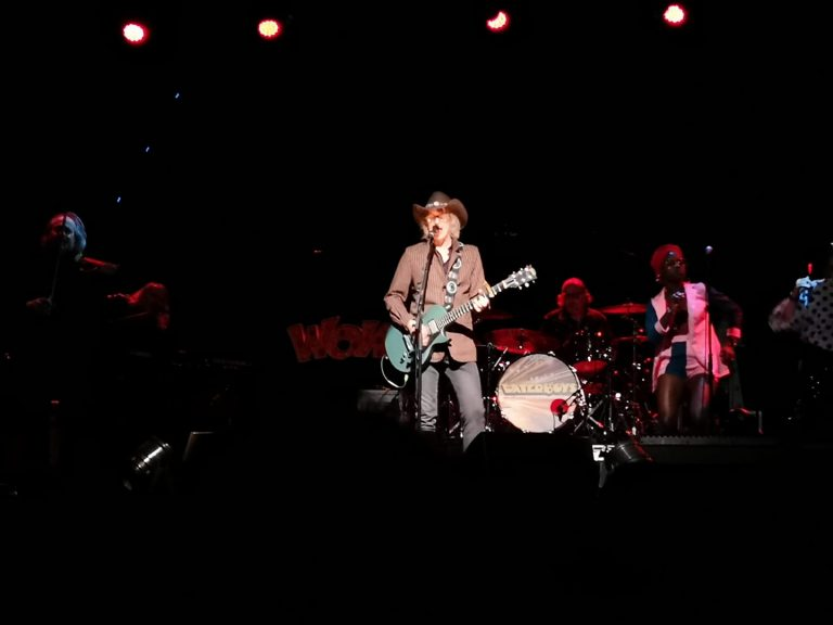 The Waterboys en Bilbao