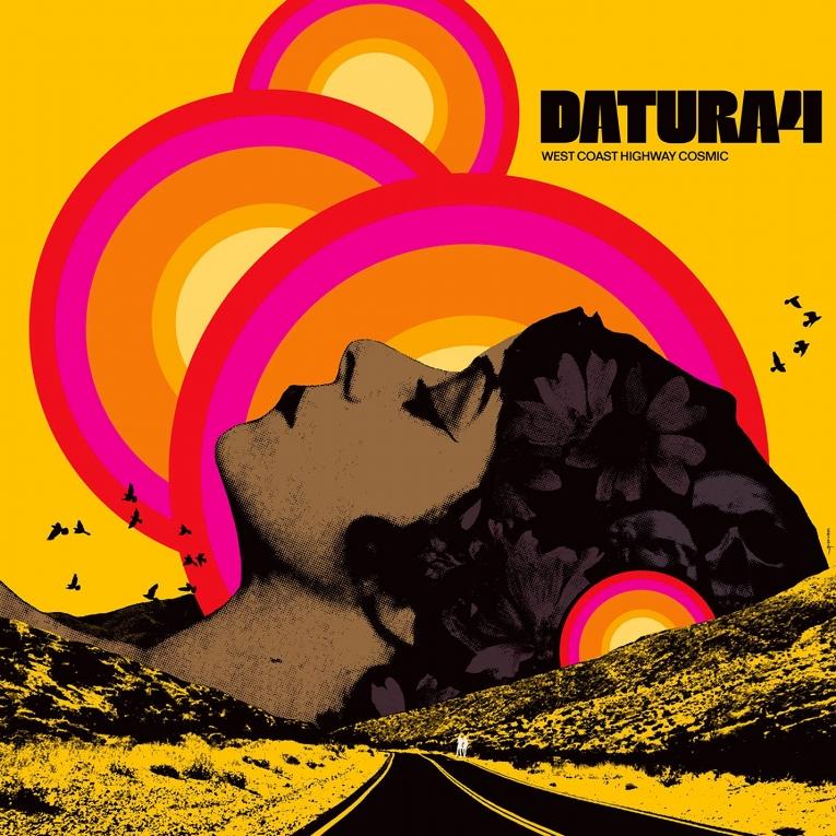 Datura4 - West coast highway cosmic (2020)