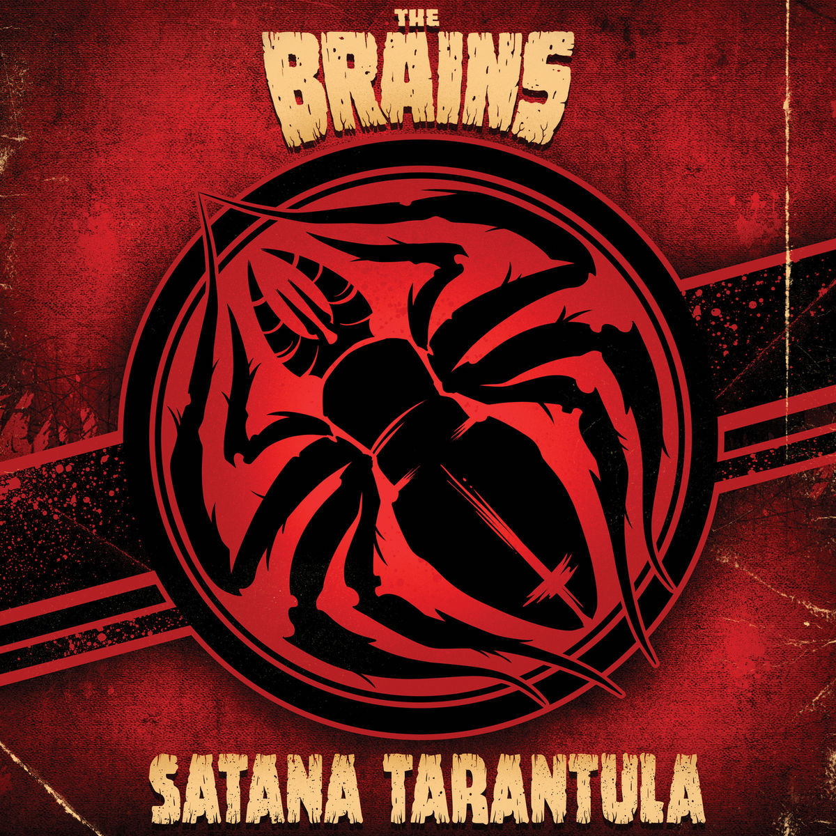 The Brains - Satana Tarantula (2020)