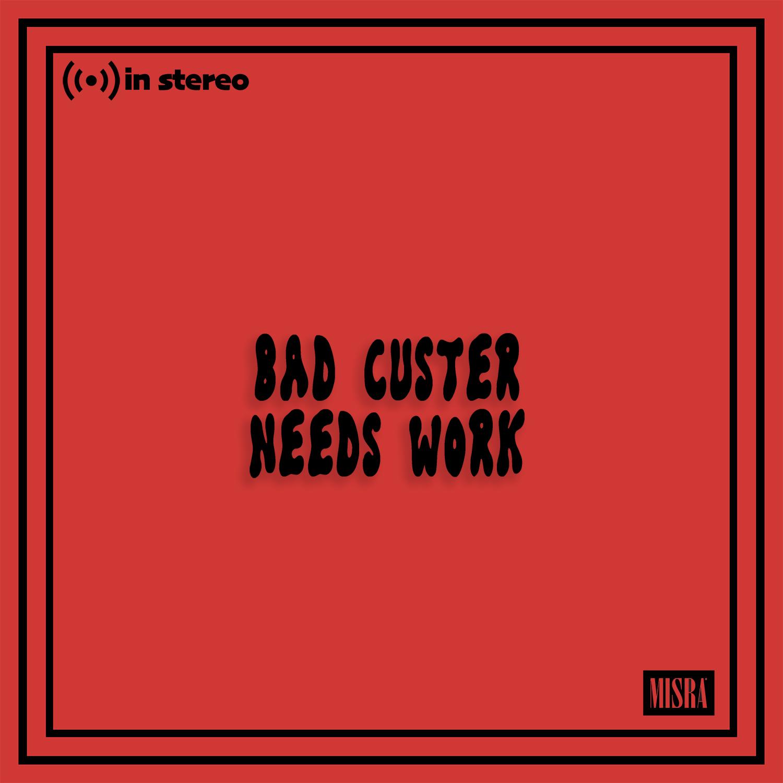Bud Custer - Needs Work