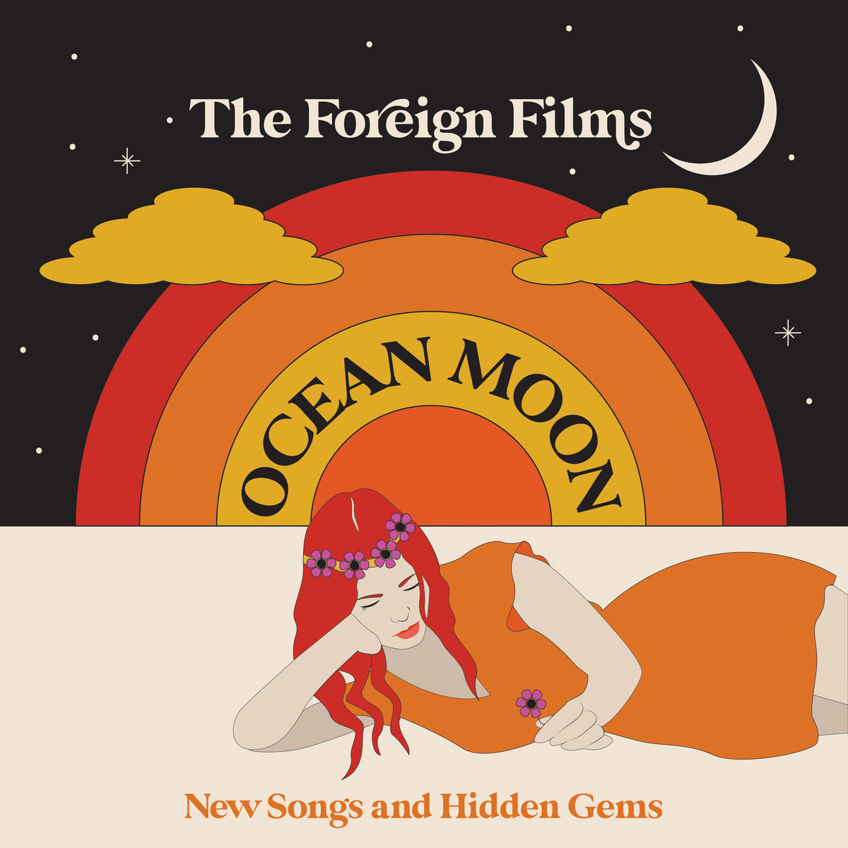 The Foreign Films - Ocean Moon: New Songs and Hidden Gems (2020)