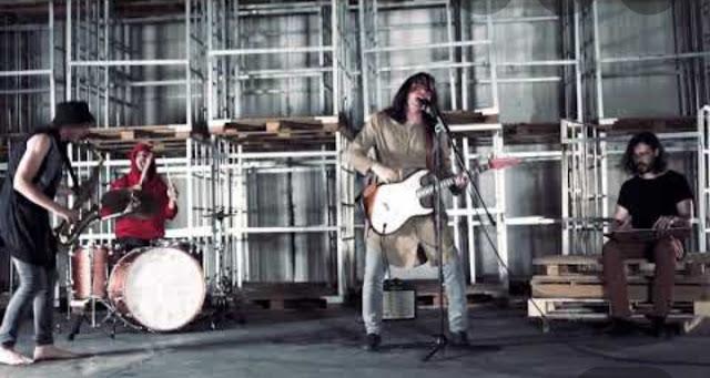 'Metonymy of sound', nueva canción y vídeo de Johnny B. Zero