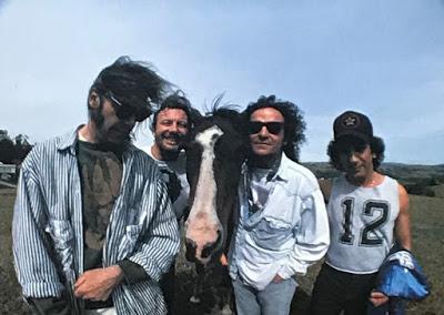 Especial Ragged glory de Neil Young & Crazy Horse por su 30 aniversario