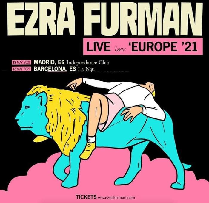 Ezra Furman  - Gira europea del 2021