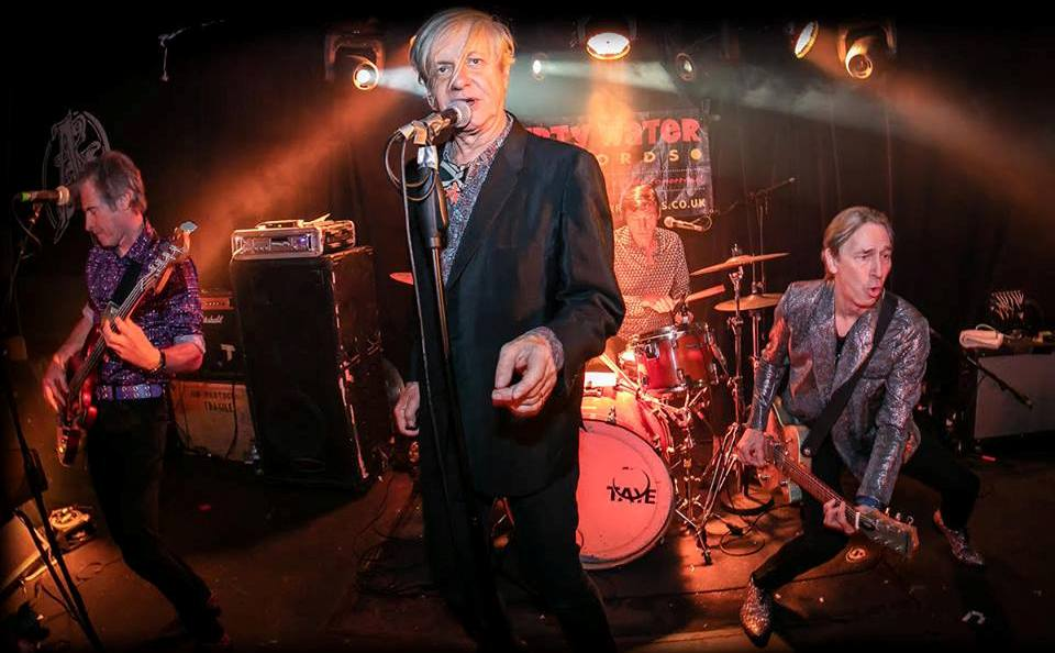 Crítica y reseña del álbum 'Face of the screaming werewolf' de The Fleshtones.