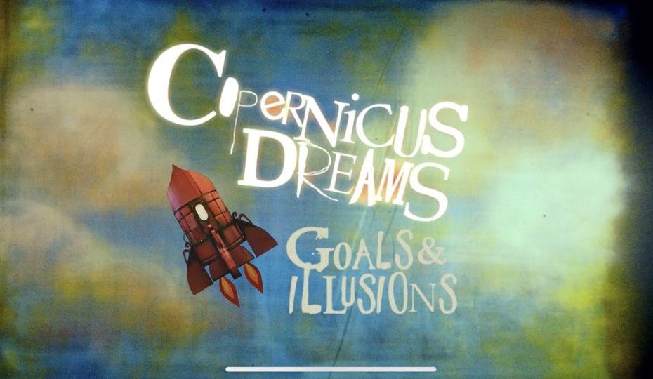 Noticia: nueva canción de Coprnicus Dreams - Goals & illusions