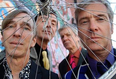 The Fleshtones. Imagen promocional.