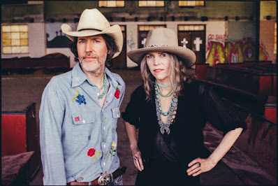 Gillian Welch y David Rawlings