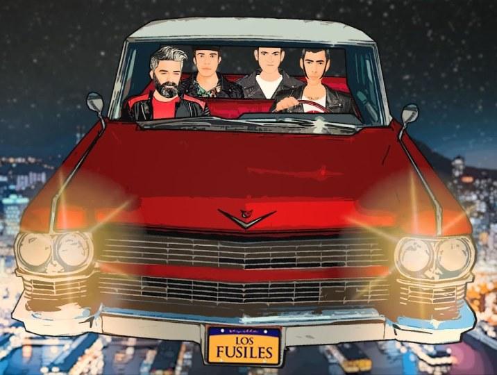 Noticia: Los Fusiles, nueva canción y video 'Tu sueño'