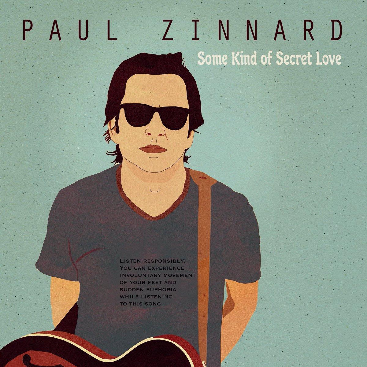 'Some kind of secret love', nuevo single de Paul Zinnard