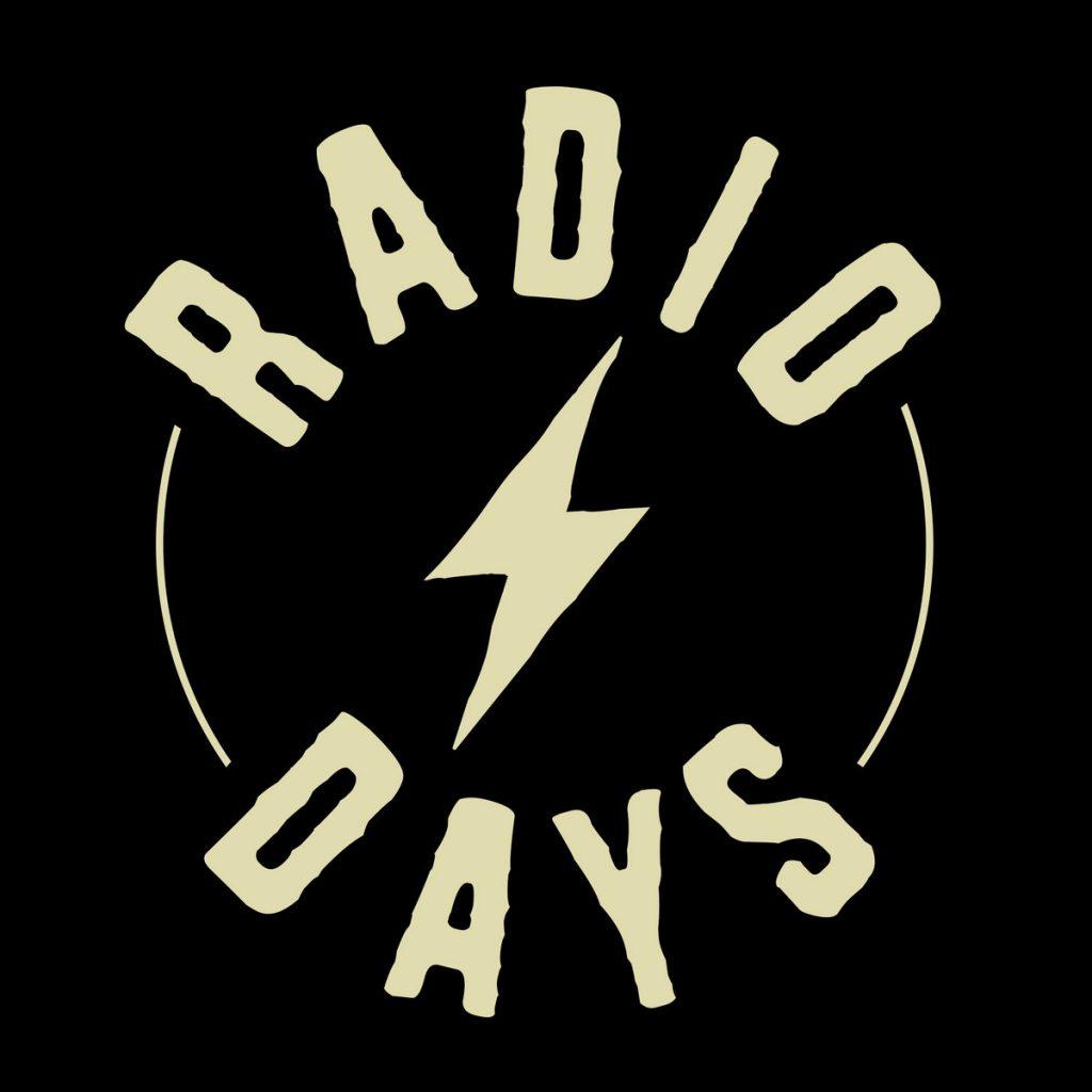 Radio Days. Logotipo.