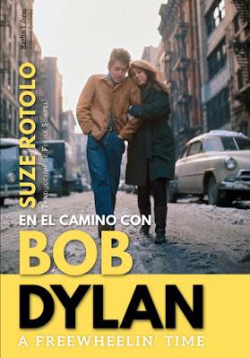 Portada libro 'En el camino con Bob Dylan'