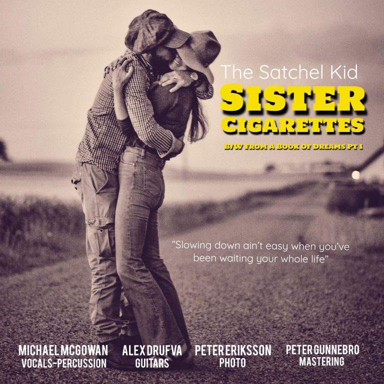 Nuevo single de The Satchel Kid: Sister Cigarettes