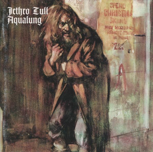 Jethro Tull Aqualung 50 aniversario