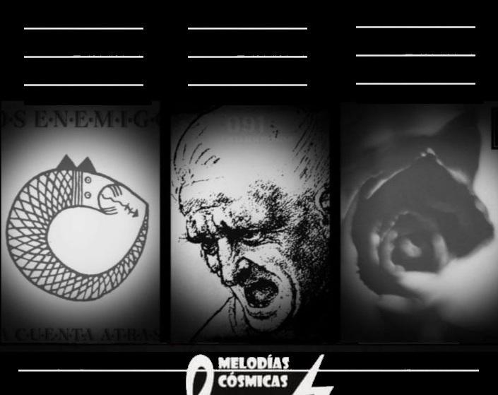 Podcast Melodías Cósmicas sobre 091, Los Enemigos y BB Sin Sed.