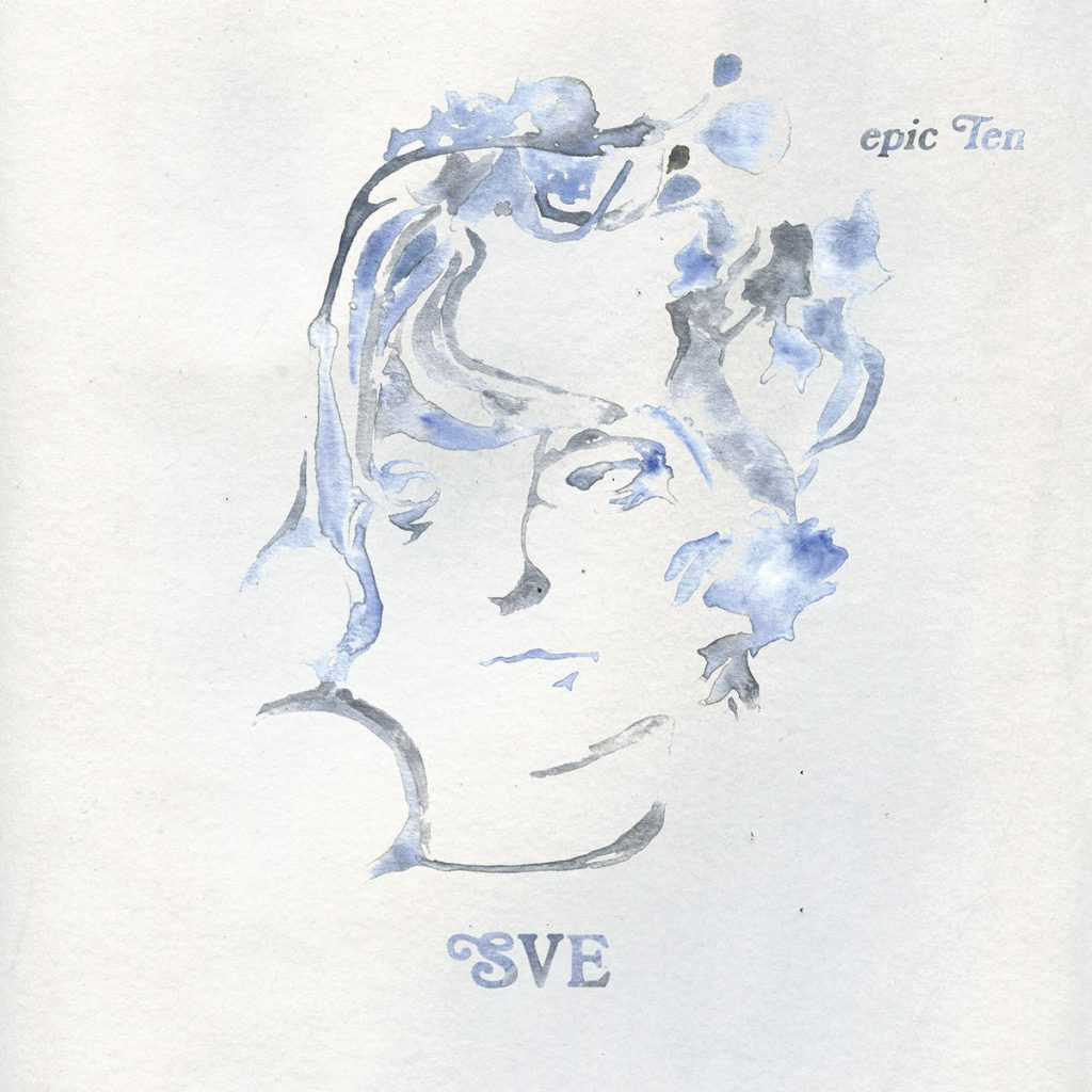 Portada del disco epic Ten de Sharon Van Etten