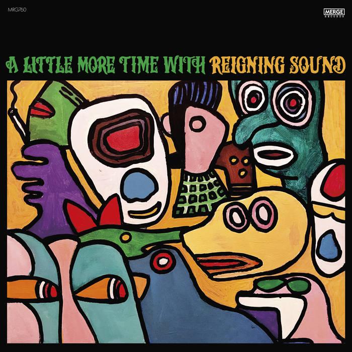 A Little More Time es el título del próximo disco de Reigning Sound