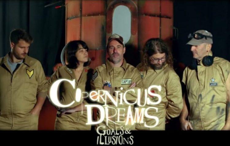 Copernicus Dreams - Goals & Illusions (2021): Un voto de confianza a la ambición....De luz, de color, de rock, de pop, de americana, de soul, de psicodelia...