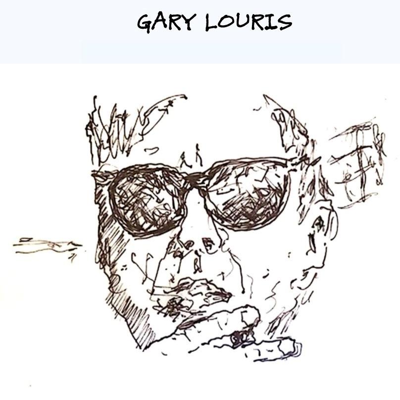 Noticia sobre Gary Louris y su nueva canción Almost home.