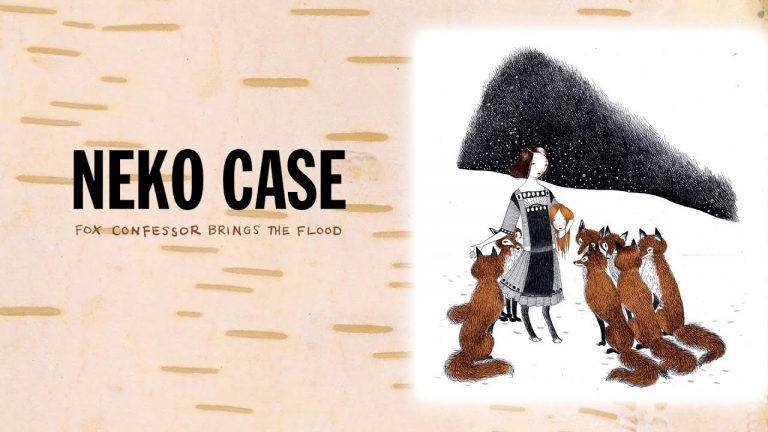 Portada del disco Fox confessor brings the flood (2006) de Neko Case