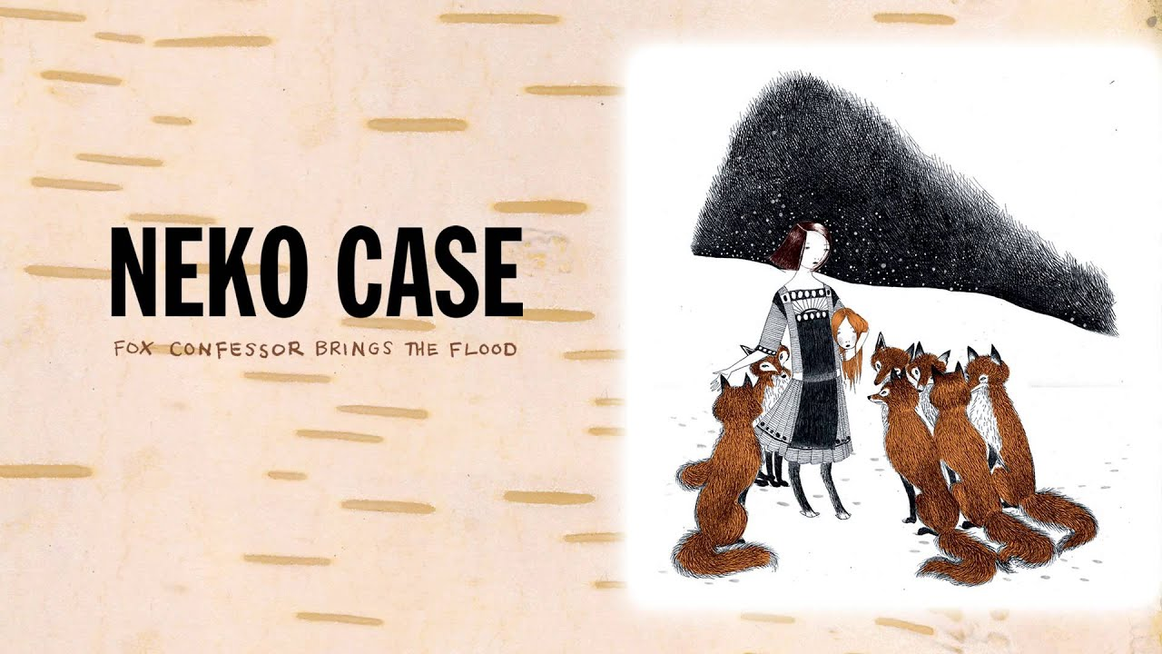 Portada del disco Fox confessor brings the flood (2006) de Neko Case