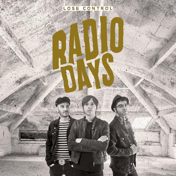 Noticia sobre la nueva canción de Radio Days