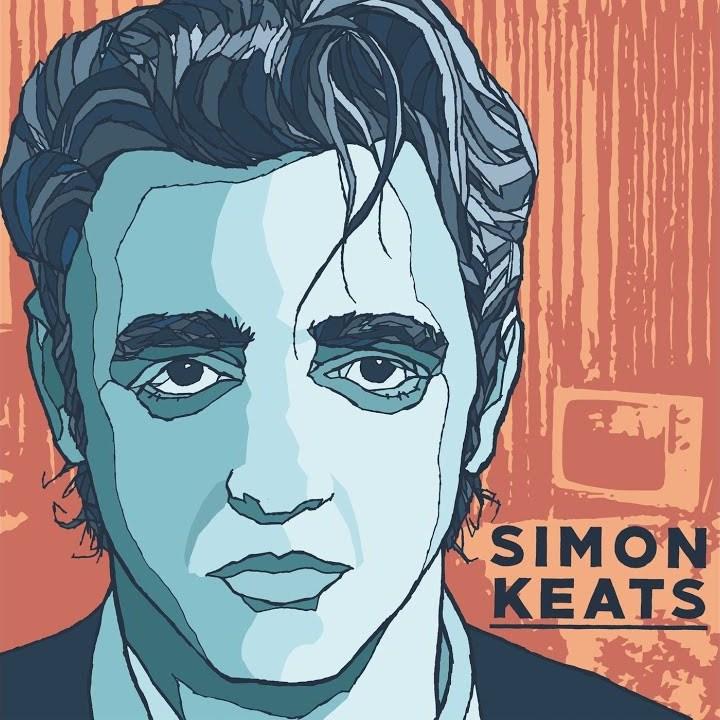 Nueva canción de Simon Keats.