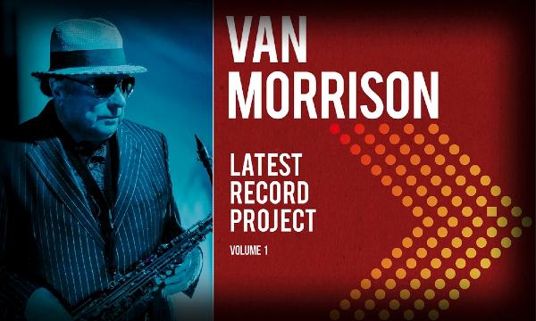 Van Morrison anuncia disco doble para Mayo